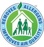 Removes 98% Allergens and 89% Airborne Bacteria
