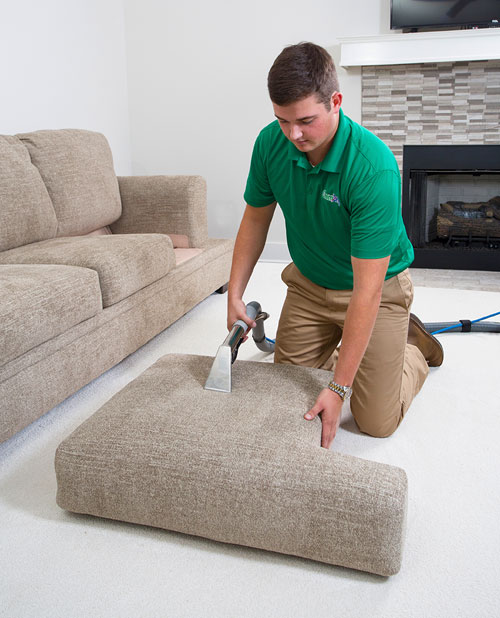 Chem-Dry professional upholstery cleaning